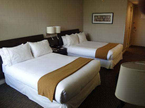 Holiday Inn Express Temuco: Room