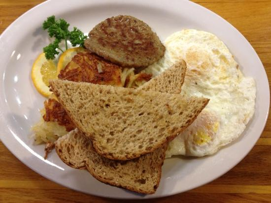 The Little Diner - temporary closed : Ranch hand platter