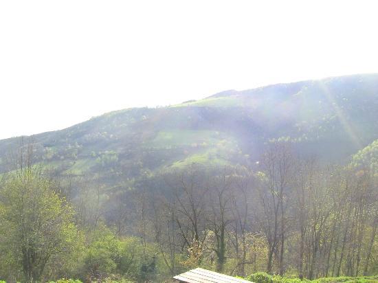 Mas El Casal: vue panoramique (une partie)