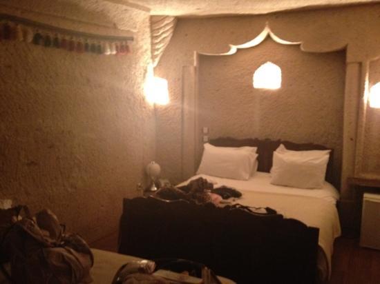 Buket Cave Hotel: cave room of my second night