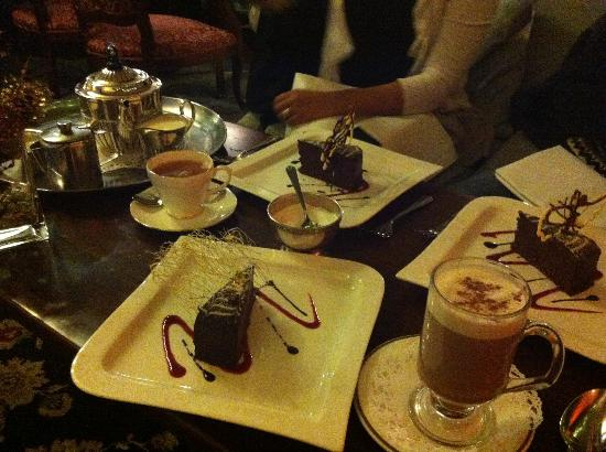 The Great House Hotel: Delicious