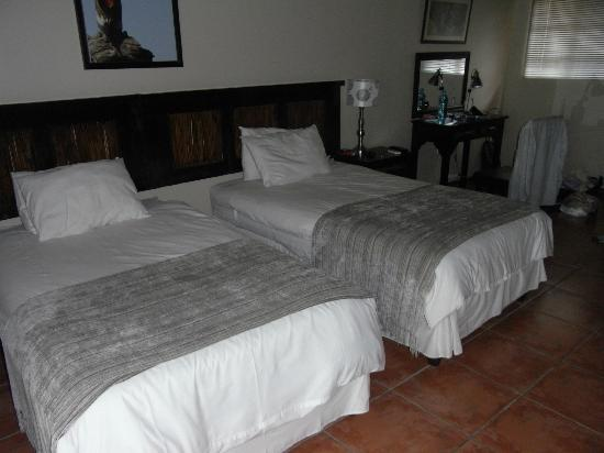 صنبيرد لودج - جيست هاوس: Twin beds - family unit