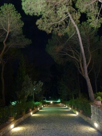 Hotel Villa Cesi : esterno dell'hotel