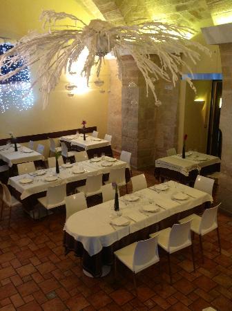 Barletta, Italia: Natale al vecchio forno