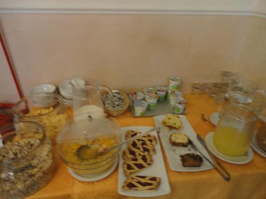Tivoli Hotel: Desayuno