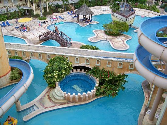 Sunscape Splash Montego Bay Waterpark