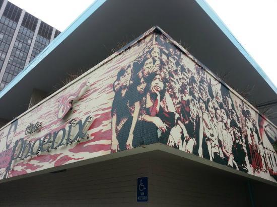 Phoenix Hotel, a Joie de Vivre hotel: The Phoenix Front
