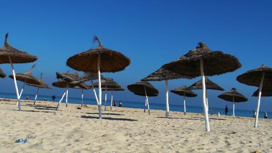 Royal Beach Hotel: The beach