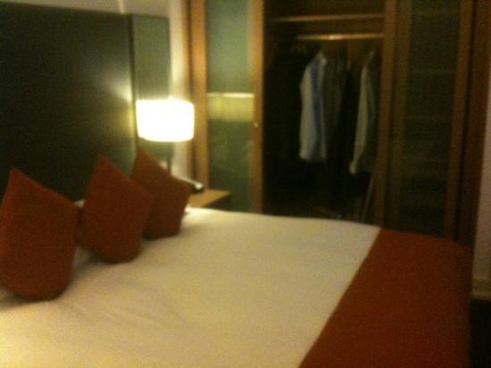 Hilton Dublin Kilmainham: dormitorio