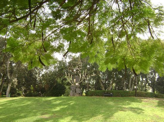Weizmann House: on the Weizmann Institute grounds