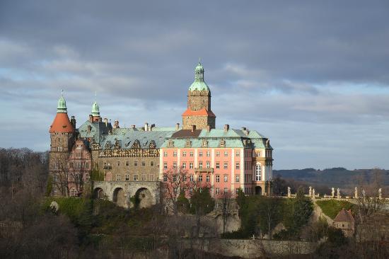 Przy Oslej Bramie: Schloss Fürstenstein