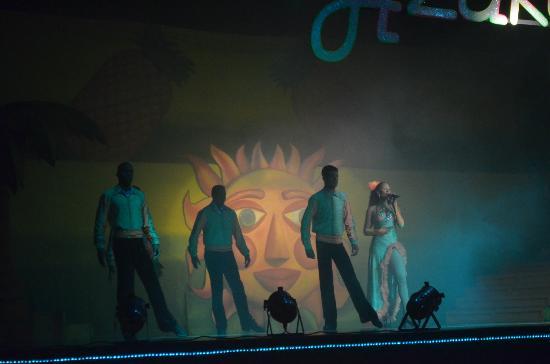 Grand Bahia Principe Punta Cana: show