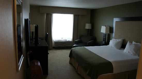 Holiday Inn Express Hotel & Suites Dewitt (Syracuse): My Room (419)