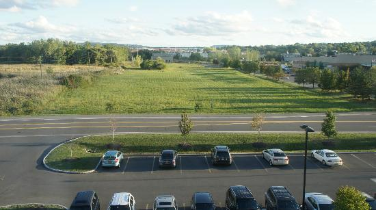 Holiday Inn Express Hotel & Suites Dewitt (Syracuse): View from My Room (419)
