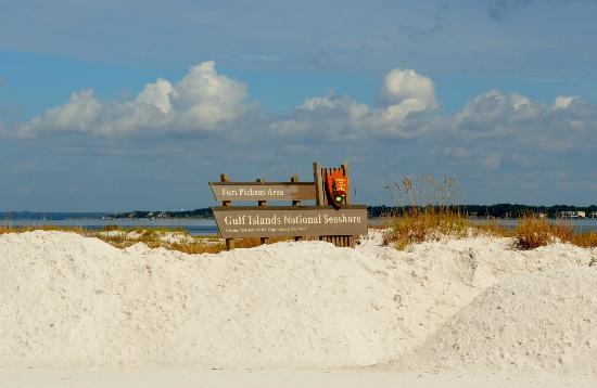 Pensacola Beach: Fort Pickens Park