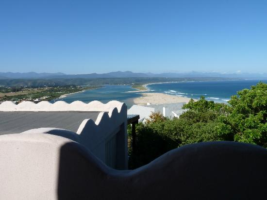 Grand Africa Rooms: View over the bay
