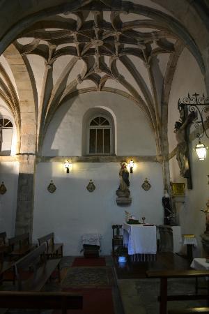Hotel Los Guardeses de Solares: Chapel