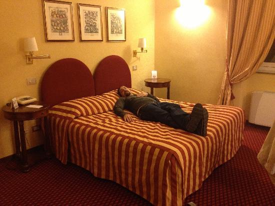Hotel Firenze e Continentale La Spezia: honeymoon