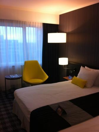 Radisson Blu Hotel Amsterdam Airport: Superior room 