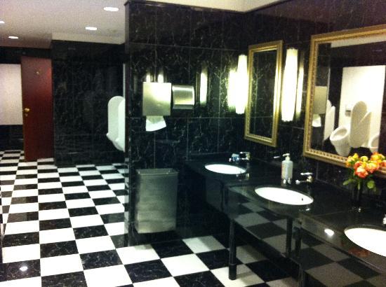 Radisson Blu Hotel Amsterdam Airport: Men toilette