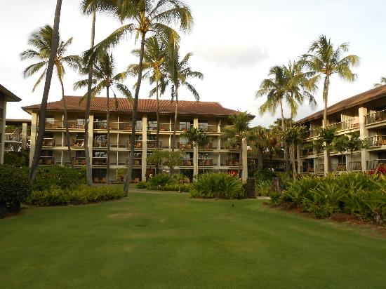 Sheraton Kauai Resort: Building 5