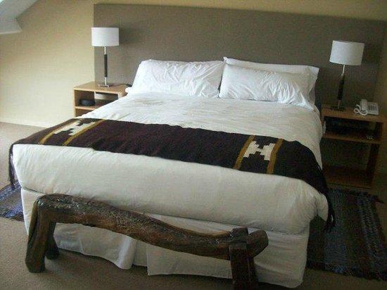 Los Ponchos Apart Boutique: cama