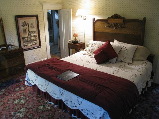 Auberge on the Vineyard: Hermitage Room