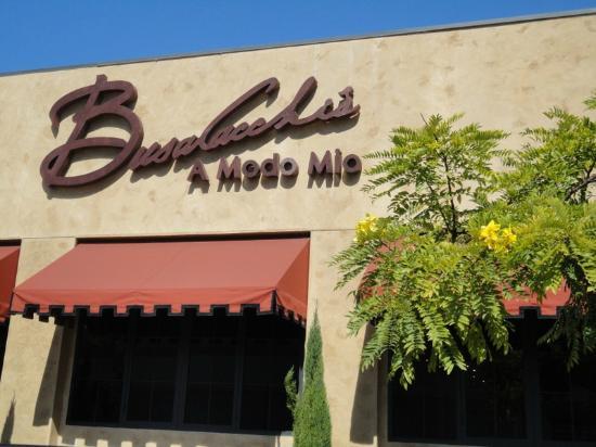 A Modo Mio Restaurant San Diego
