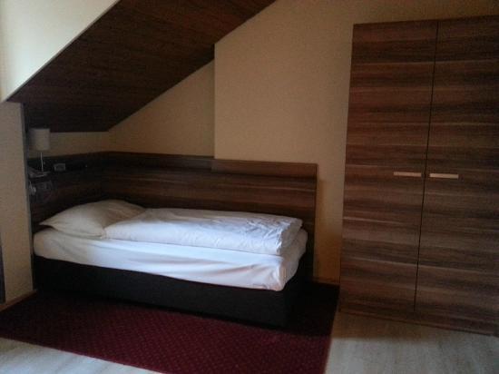Hotel Kufsteinerhof: Bedroom