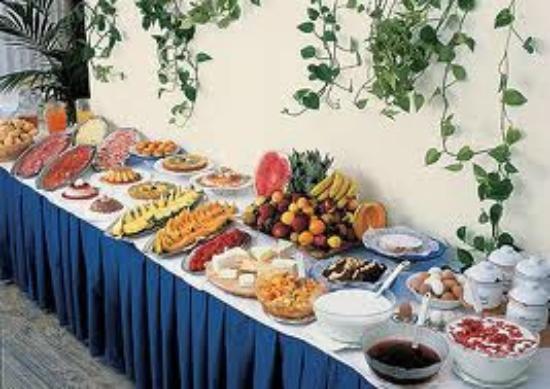 Da olivio la cantoniera ussana ristorante recensioni for Idee buffet comunione