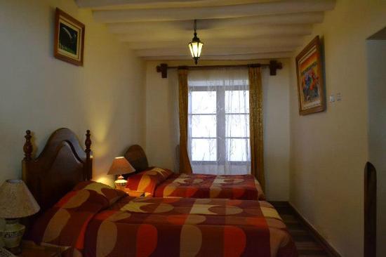 Midori Hotel: Double Room