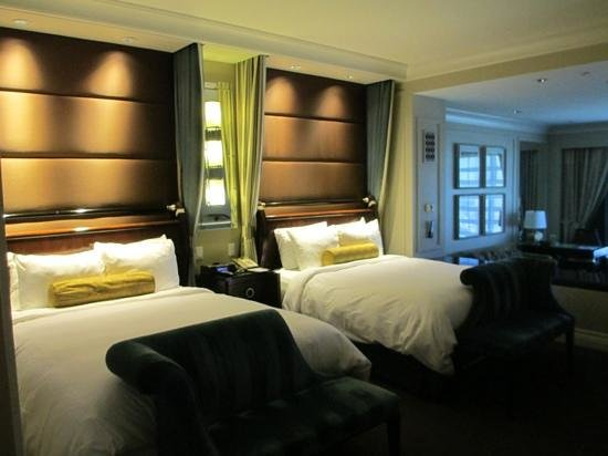 The Palazzo Resort Hotel Casino: Double Room