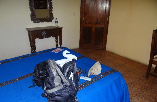 Hotel Kakchiquel: cuarto