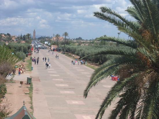 Moha 4x4 Tour - Day Tours: Pq. do lago em Marrakech
