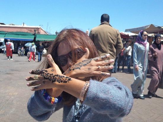 Moha 4x4 Tour - Day Tours: Na Medina