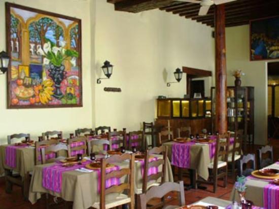 Restaurante Dona Paca: Restaurante Doña Paca en Patzcuaro