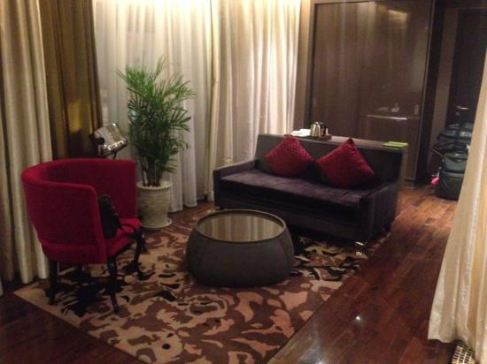 Hotel de l'Opera Hanoi - MGallery Collection: Living Area