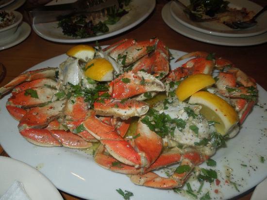 Trattoria La Siciliana : Marinated Crab