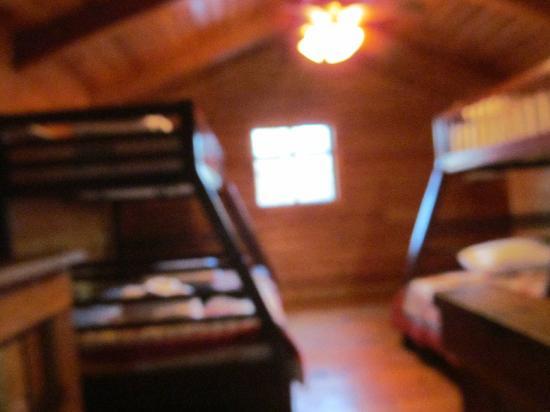 Fort Benning, GA: Upstairs loft