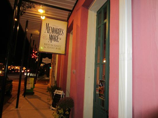 Memories & More Restaurant and Piano bar