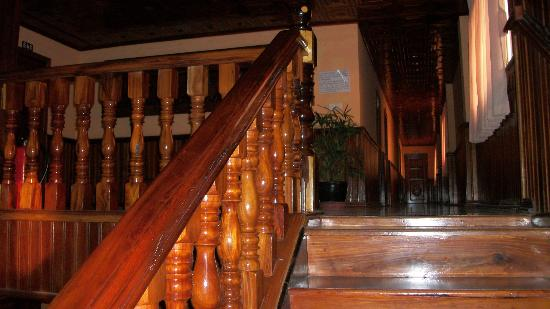 Apsara Dream Hotel: The Staircase