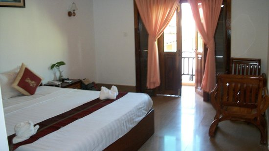 Rithy Rine Angkor Hotel: The Room