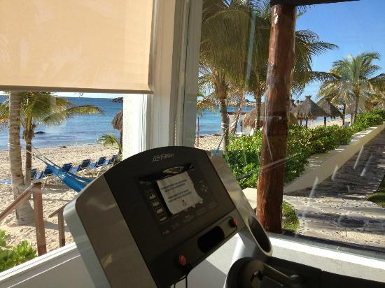 Hotel Marina El Cid Spa & Beach Resort: Fitness Center View