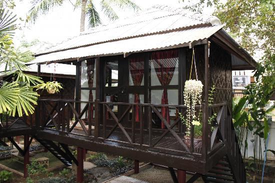 Fruit Tree Lodge : Papaya Bungalow