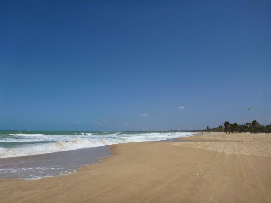 Cumbuco, CE: Praia de Barra do Cauípe 