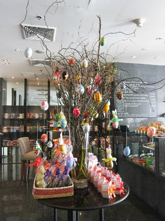 The Sukhothai Bangkok: Easter deco