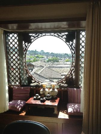Tianyu Shangyuan Inn: View from the Suite
