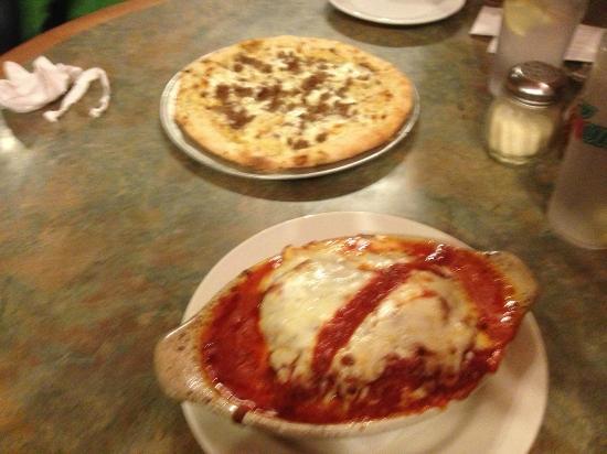italian food in corona