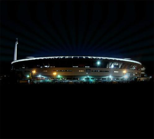 Estadio Presidente Juan Domingo Peron: Estadio