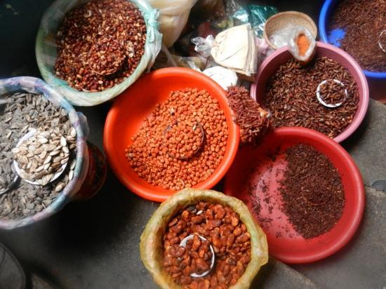 Casa Crespo Cooking Class: shopping the market